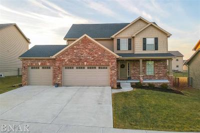 Normal Single Family Home For Sale: 2523 Red Rock Rd.