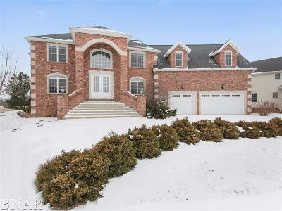 Bloomington Single Family Home For Sale: 33 Stonebrook Ct