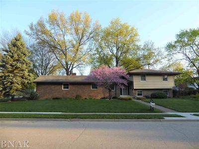 Normal Single Family Home For Sale: 1203 Spear Drive