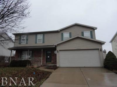 Normal Single Family Home For Sale: 1524 Augusta Dr