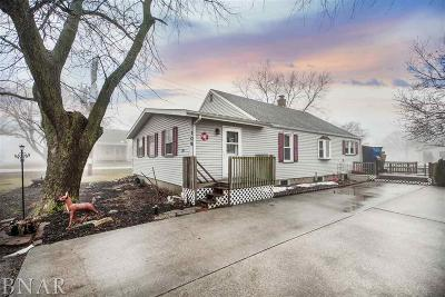 LeRoy Single Family Home For Sale: 109 W Green St