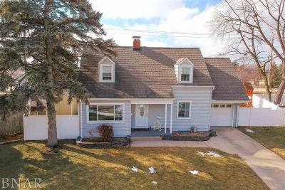 Normal Single Family Home For Sale: 4 Alexander Ct