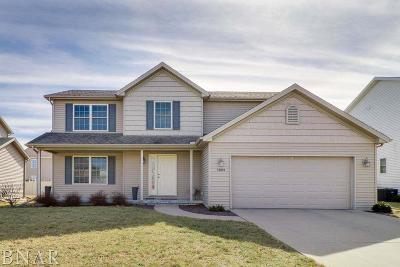 Normal Single Family Home For Sale: 3089 Blue Heron