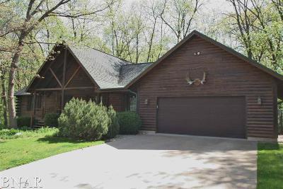 Mackinaw Single Family Home For Sale: 10 Kent