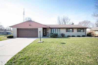 Normal Single Family Home For Sale: 301 Augustine