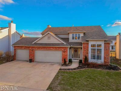 Normal Single Family Home For Sale: 3281 Topaz
