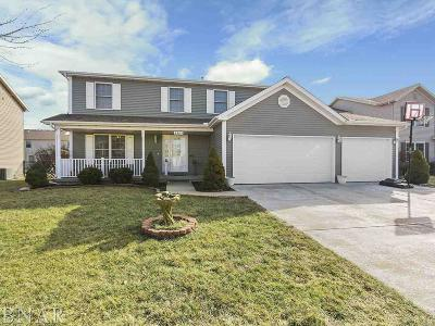 Normal Single Family Home For Sale: 2983 Wolf Creek