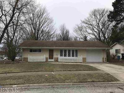 Normal Single Family Home For Sale: 1501 Searle Dr