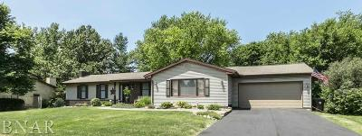 Normal Single Family Home For Sale: 507 N Grove