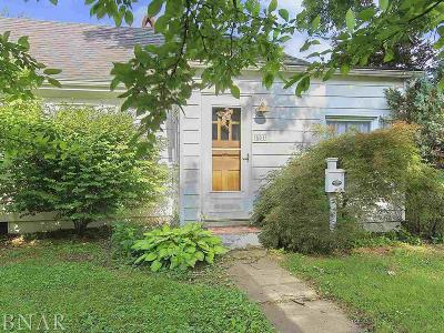 LeRoy Single Family Home For Sale: 501 N Pearl