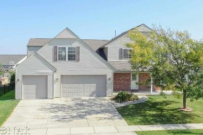 Normal Single Family Home For Sale: 2432 Sedwick