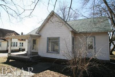 Mackinaw Single Family Home For Sale: 404 S Orchard