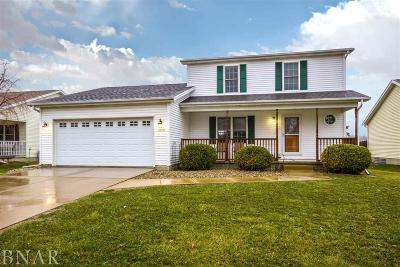 Normal Single Family Home For Sale: 1803 Setter
