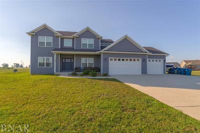 Heyworth Single Family Home For Sale: 604 Prairie Meadows