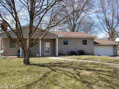 Mackinaw Single Family Home For Sale: 404 S Juliana