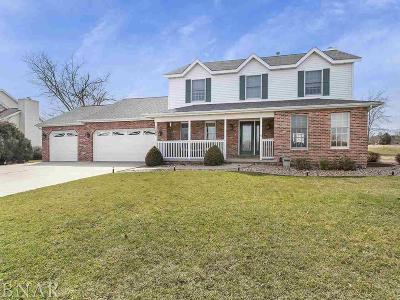 Normal Single Family Home For Sale: 1405 Tamarack Cc Trail