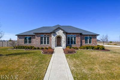 Normal Single Family Home For Sale: 671 Canyon Creek Road
