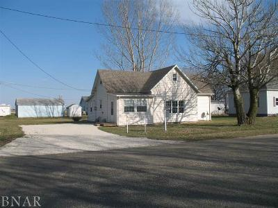 Weldon Single Family Home For Sale: 28 Ash Street