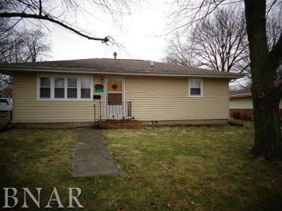 LeRoy Single Family Home For Sale: 811 N East