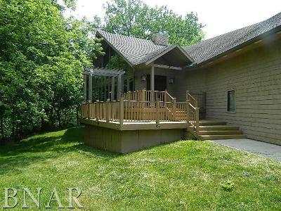 Lexington Single Family Home For Sale: 22746 Musial Road