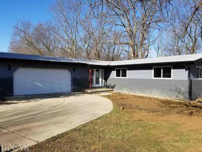Mackinaw Single Family Home For Sale: 4 Victoria Way