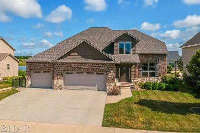 Normal Single Family Home For Sale: 2510 Fieldstone Ct