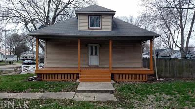 Kenney Single Family Home For Sale: 201 N Oliver