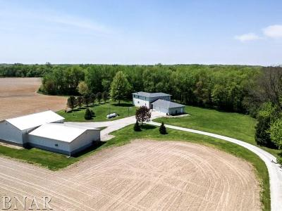DeWitt Single Family Home For Sale: 17462 Parnell Road