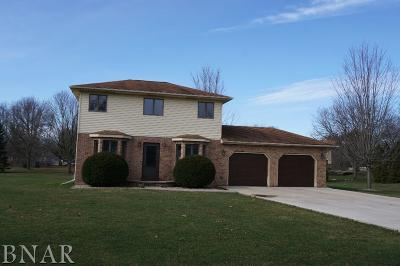 LeRoy Single Family Home For Sale: 5 Blue Jay Ct.