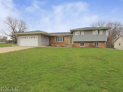 Mackinaw Single Family Home For Sale: 17 Yorkshire