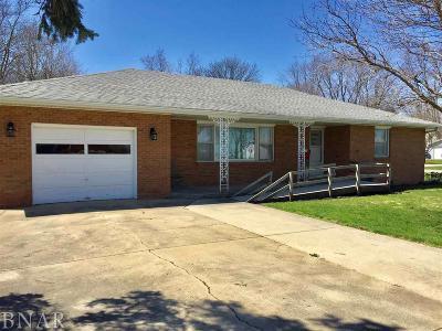 Lexington Single Family Home For Sale: 102 S Vermillion