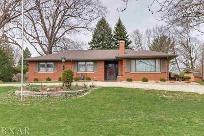 Normal Single Family Home For Sale: 6 Ridgemont