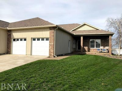 Normal Single Family Home For Sale: 2873 Jacob Lane