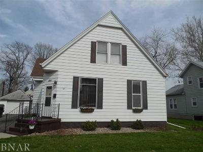 Single Family Home Sold: 306 S State