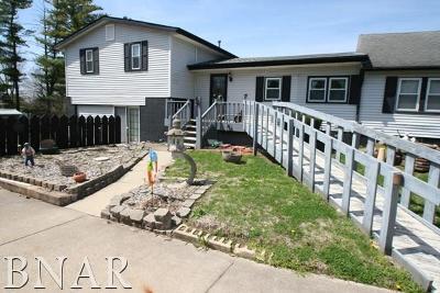 Mackinaw Single Family Home For Sale: 511 E Fast