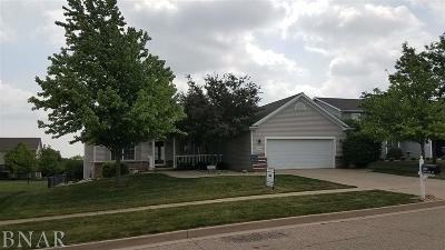 Normal Single Family Home For Sale: 2348 Cascade Ct.