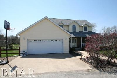 Mackinaw Single Family Home For Sale: 15 Bradford