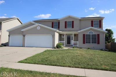 Normal Single Family Home For Sale: 2895 Three Eagles