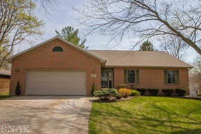 McLean Single Family Home For Sale: 407 W North