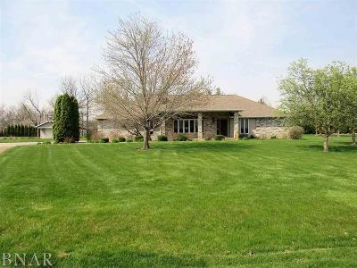 Clinton IL Single Family Home For Sale: $239,900