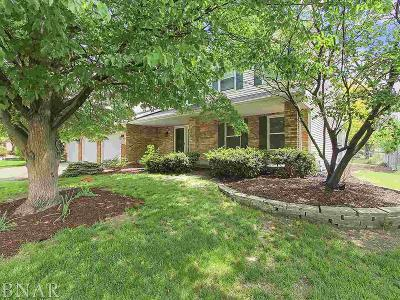 Normal Single Family Home For Sale: 1617 Barton Dr