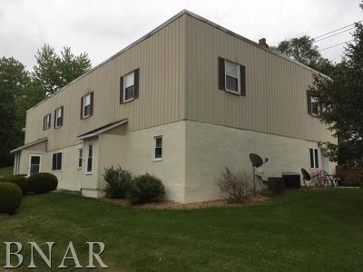 Mackinaw Multi Family Home For Sale: 300 N Orchard
