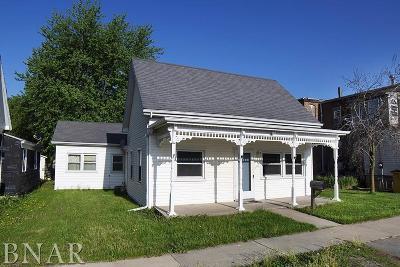 Lexington Single Family Home For Sale: 110 S Vine