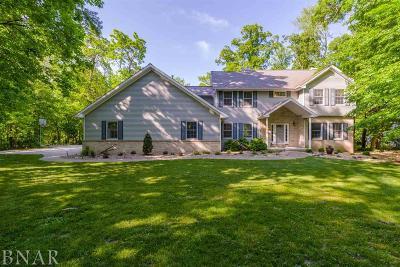 Heyworth Single Family Home For Sale: 512 E Pease