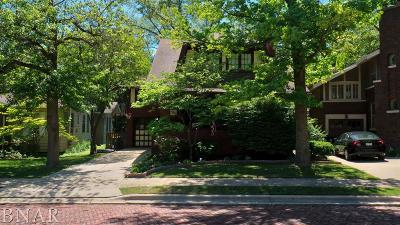 Normal Single Family Home For Sale: 5 Clinton Place