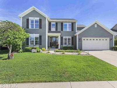 Normal Single Family Home For Sale: 2981 Grey Hawk Drive