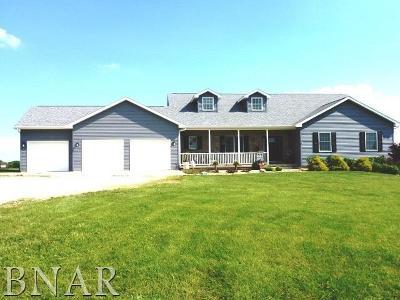 Clinton Single Family Home For Sale: 8192 Kleemann Rd