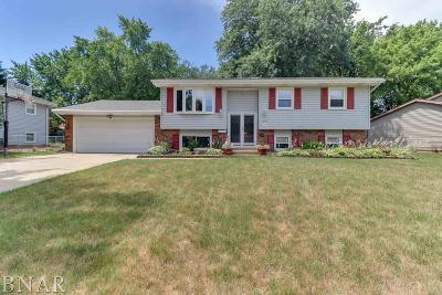 Normal Single Family Home For Sale: 1703 Erin
