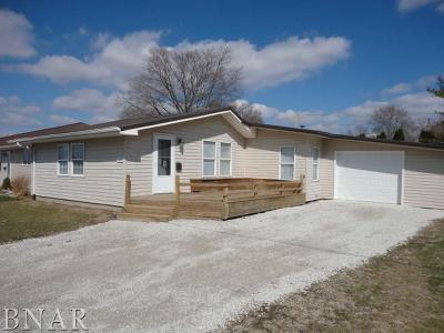 Lexington Single Family Home For Sale: 203 N Grove