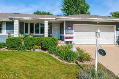 Normal Single Family Home For Sale: 302 N Parkside